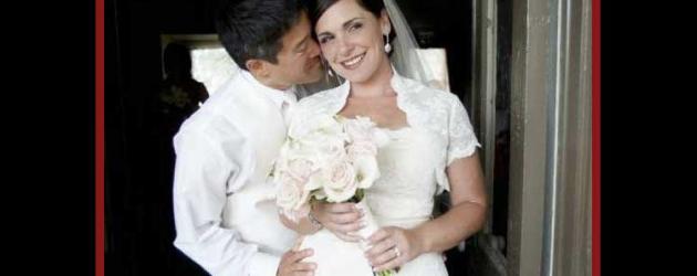 jenny & regis, happy 2nd anniversary!!